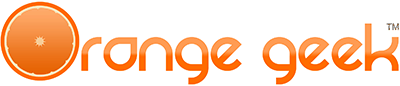 Orange Geek Logo